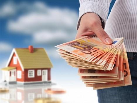кредит под залог будущей недвижимости адрес кредит европа банк москва
